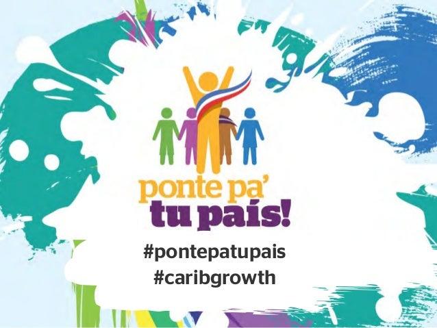 #pontepatupais #caribgrowth