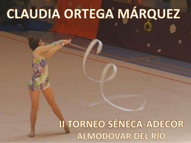 Claudia Ortega