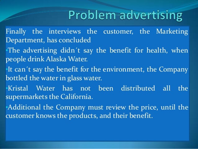 advertising problem statement Marketing & advertising projects for $10 - $30 a research topic good project this project can be a re-branding of the sorts, a new product, a new service anything really - it just has to be rooted in advertising and require more than a ye.