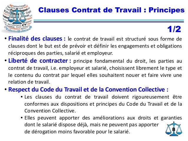 clause d un contrat de travail Les Clauses D Un Contrat De Travail | sprookjesgrot clause d un contrat de travail