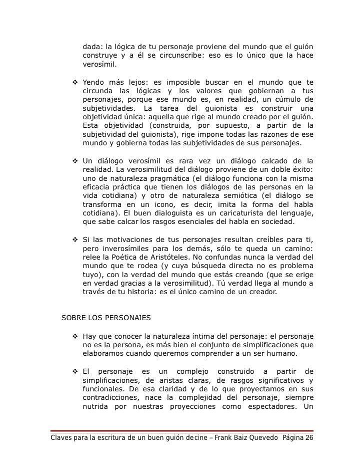 Programa de Educacion Artistica: LA ESCRITURA DE UNA OBRA PARA ...