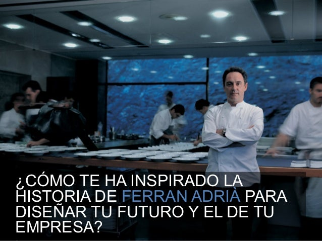 """elbulli case study Opazo examines elbulli with a sharp sociological eye, creating a detailed case study in what she calls the """"production of innovation"""" she makes clear the essential role of leadership in the."""
