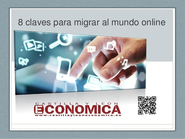 8 claves para migrar al mundo online