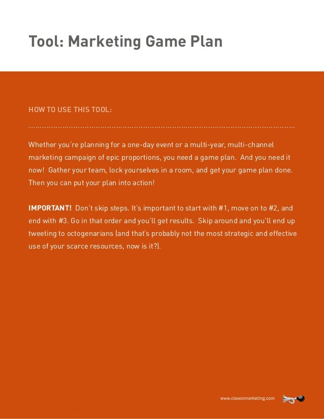 Digital marketing plan Essay