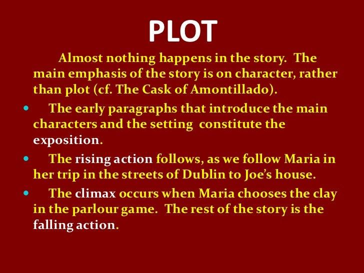 Clay by James Joyce, Analysis