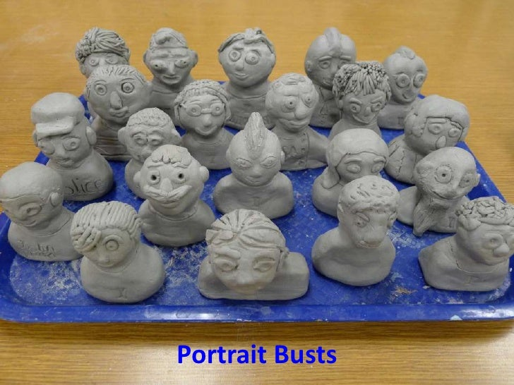 Portrait Busts<br />