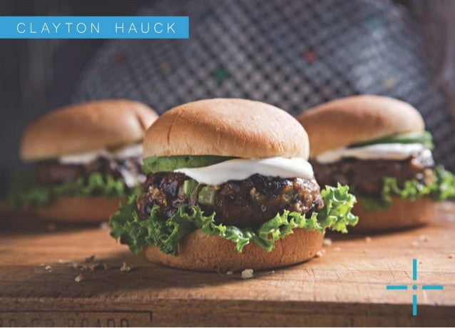 Clayton Hauck - Food