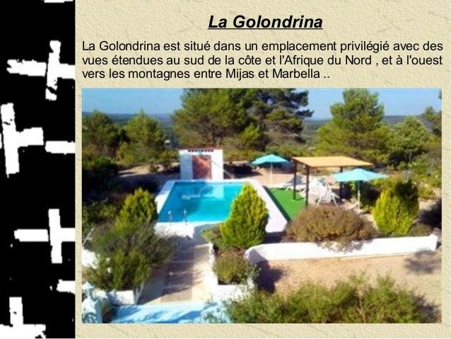 C l bre villa espagne avec piscine priv e for Club piscine rive sud