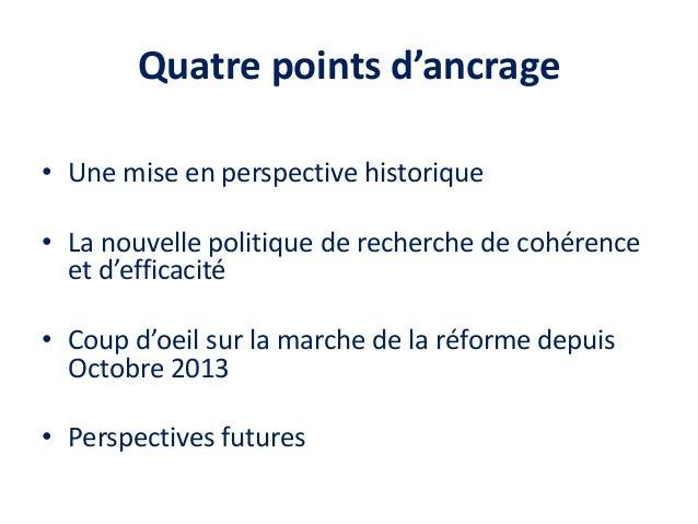 Note sur l'evolution actuelle de la réforme des finances publiques Slide 2