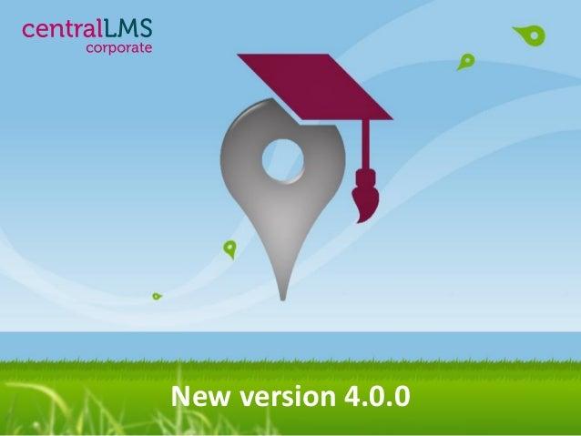 New version 4.0.0