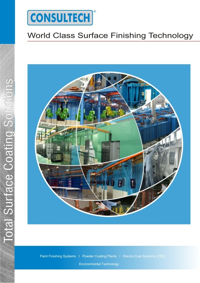 Complete paint finishing systems from single source Contents Surface Pretreatment Systems Powder Coating Systems Conveyori...