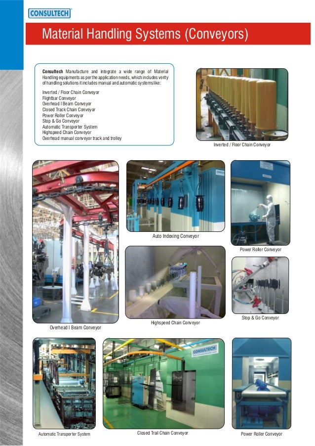 Consultech Systems Pvt Ltd Pune Painting Equipment