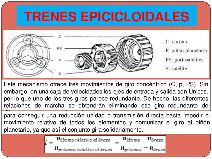 Tren epicicloidal pdf