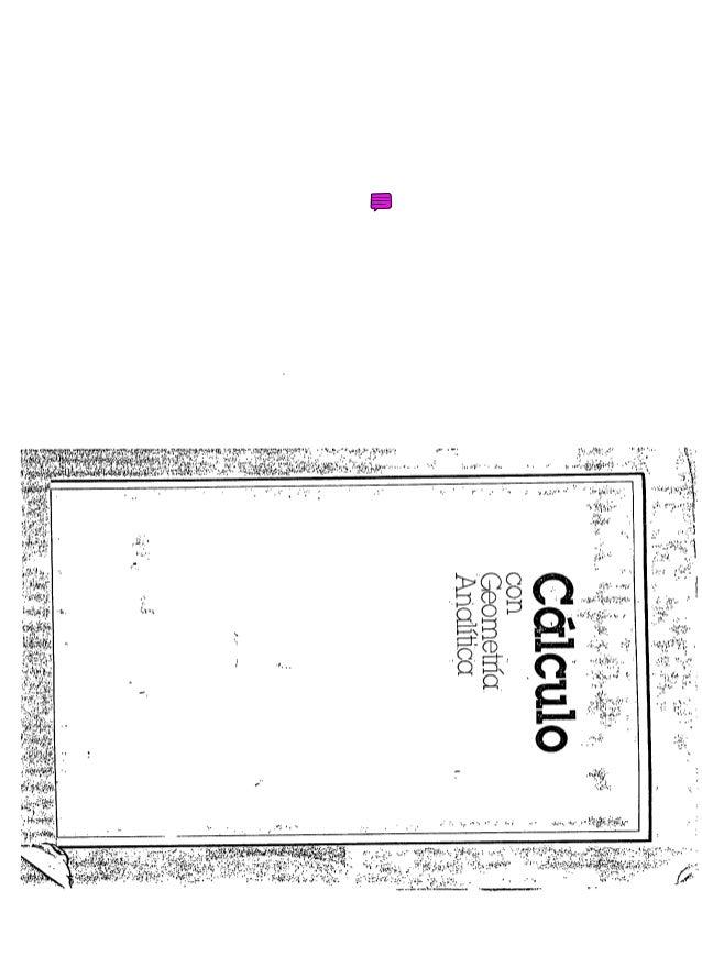 Cálculo con geometria analitica   dennis g. zill - grupo editorial iberoamerica