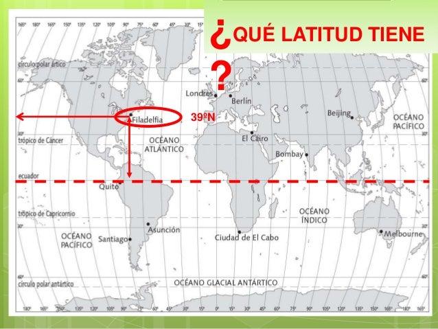 Cálculo De Coordenadas Geográficas