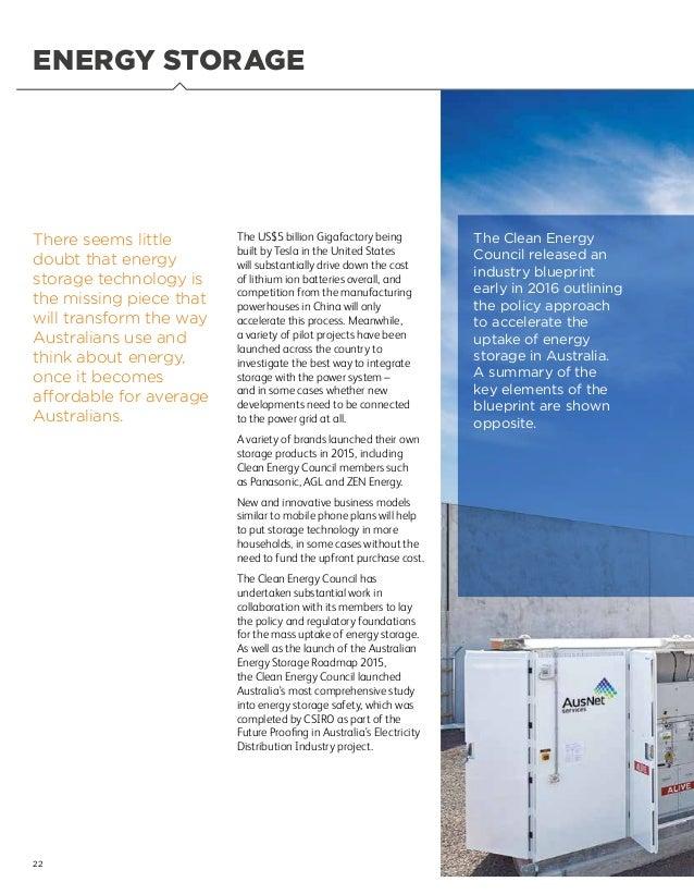 Clean energy australia report 24 energy storage malvernweather Gallery