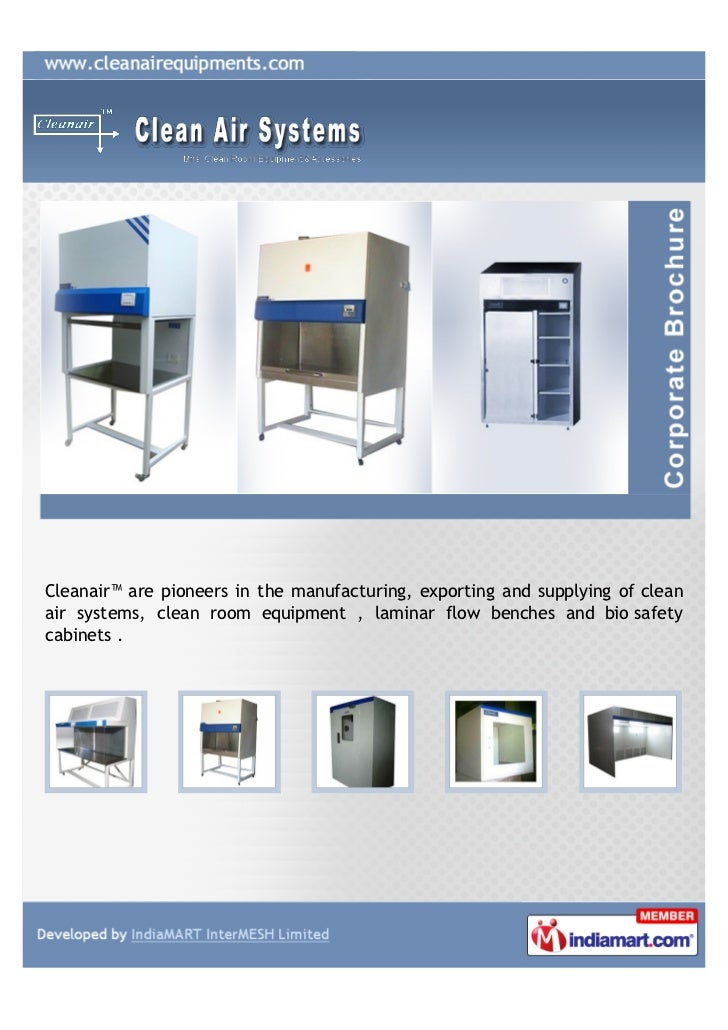Clean Air Systems, Chennai, Clean Air Systems