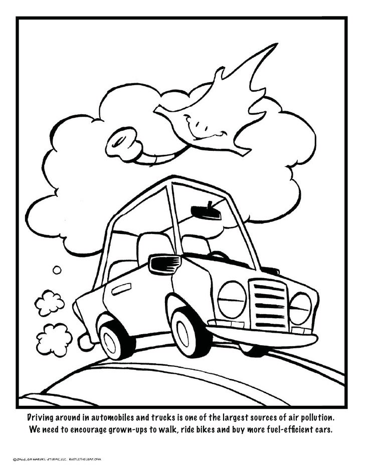 green power coloring page 8