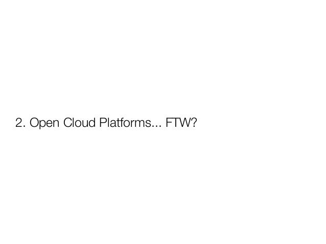 Gmail, Salesforce,  Software                   Flickr, Google Docs...                             Google AppEngine,       ...