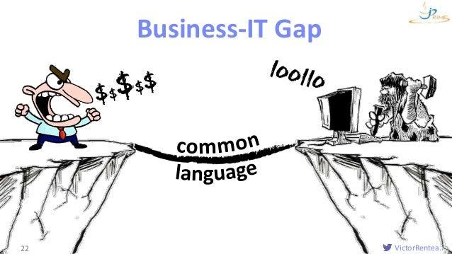 VictorRentea.ro Business-IT Gap 22