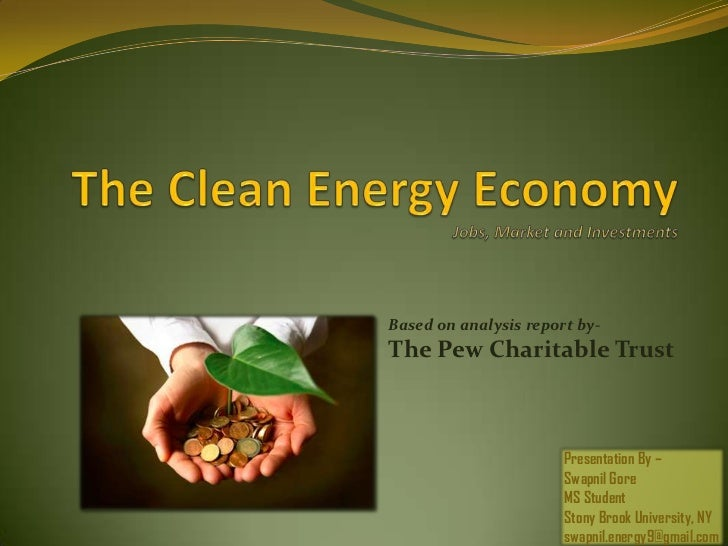 Based on analysis report by-The Pew Charitable Trust                       Presentation By –                       Swapnil...
