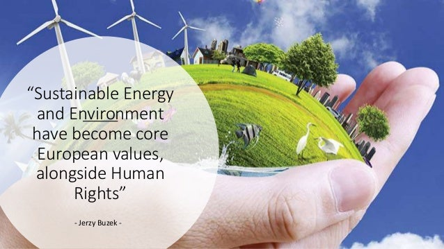 8 Quotes to sum up Clean Energy Week #EUSEW17