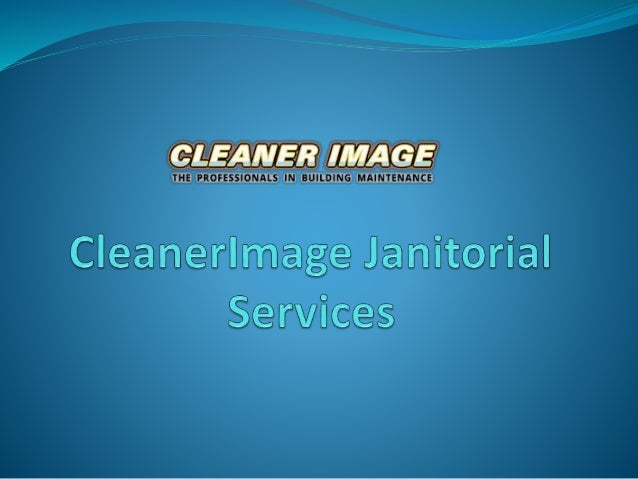 About US CleanerImage is known for providing commercial and residential cleanings services in Los Angeles. We are having 2...