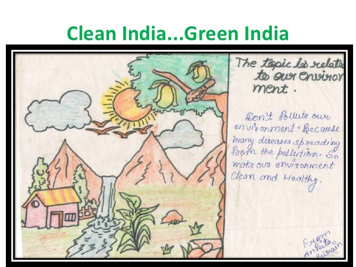 short essay on clean environment View essay - clean water act short essay from govt 2305 at texas pan american political and legal environment laws protecting.