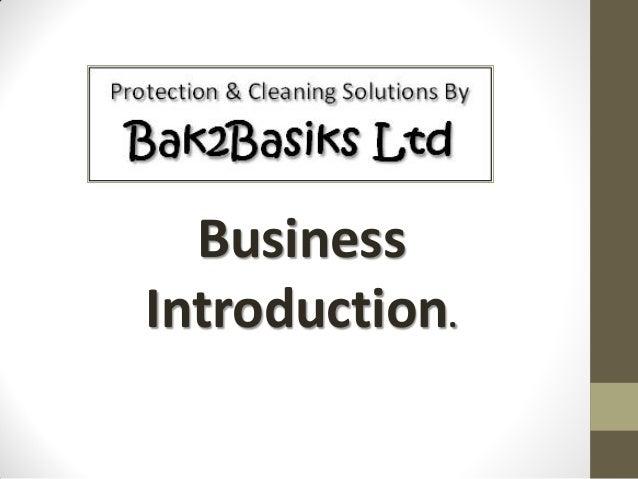 BusinessIntroduction.
