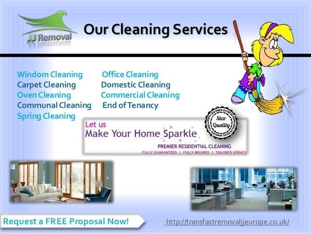 ... 3. Our Cleaning ...