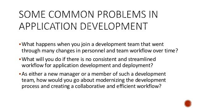 Cleaning Up the Mess: Modernizing Your Dev Team's Outdated Workflow Slide 2