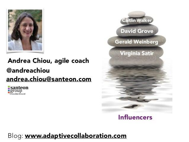 Clean language - Clean Listening - Agile2014 Slide 2