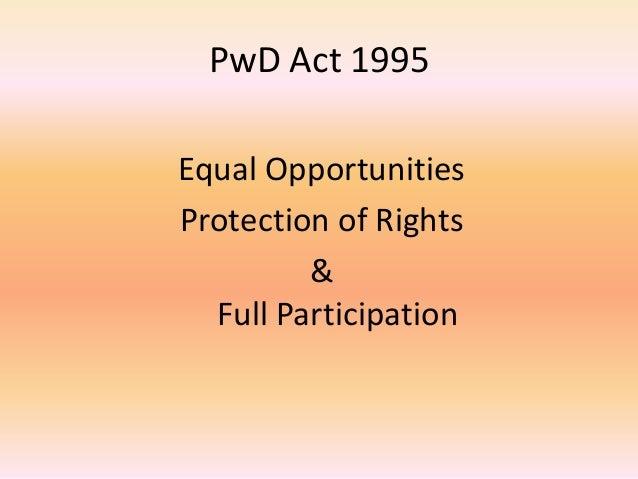 pwd act 1995 pdf in hindi