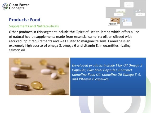 Products: Food Other products in this segment include the 'Spirit of Health' brand which offers a line of natural health s...