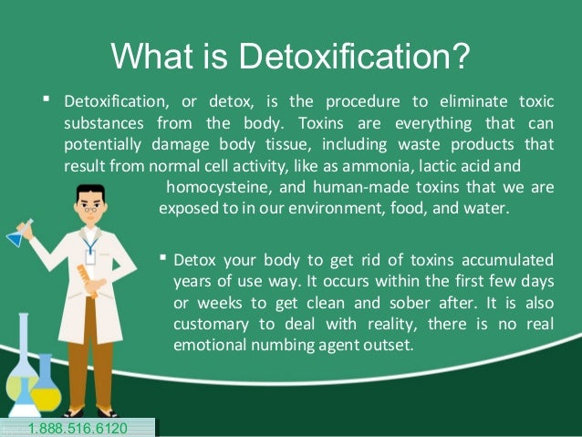 Cleanse & detoxify your body