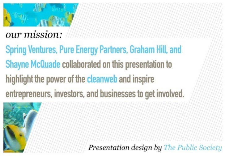 Why Cleanweb Will Beat Cleantech Slide 2