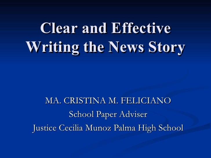 justice cecilia munoz palma high school essay Lemon grass extract as anti-oxidant  topics: plant  it elected as its president cecilia muñoz-palma,  bulua nation high school 2012-2013 :.