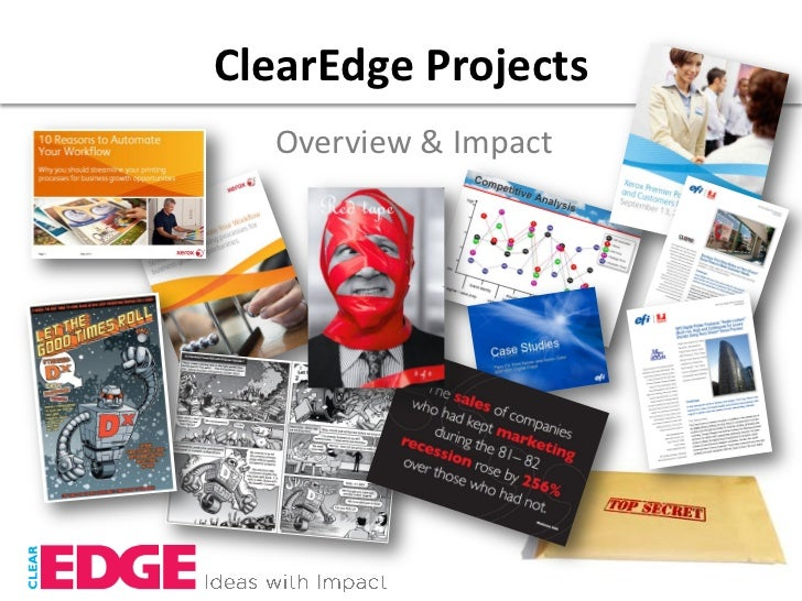 ClearEdge Projects  Overview & Impact