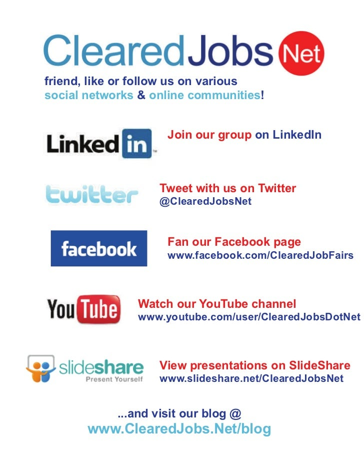friend, like or follow us on varioussocial networks & online communities!                     Join our group on LinkedIn  ...