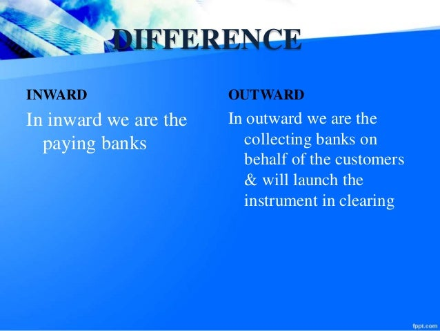 difference between inward and outward clearing Can any body please explain me the difference between centripetal vs radial although in normal use it doesn't distinguish inward and outward.