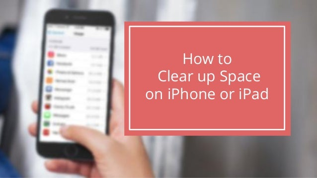 how to clear up space on iphone how to clear space on iphone or 19928
