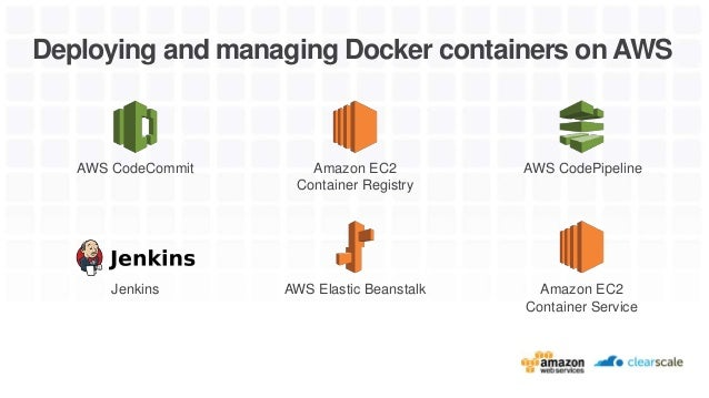 Clearscale Continuous Automation With Docker On Aws