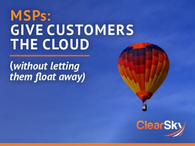 Today, the cloud's perceived scale and economics aren't a luxury – your customers expect both.