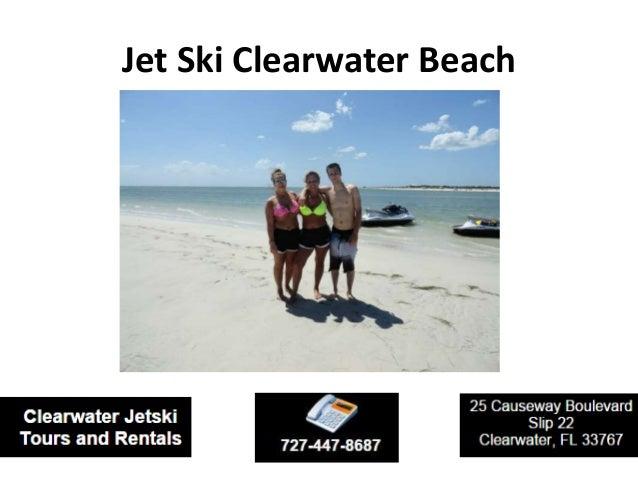 Clearwater Beach Jet Ski Rentals Clearwater Beach Fl