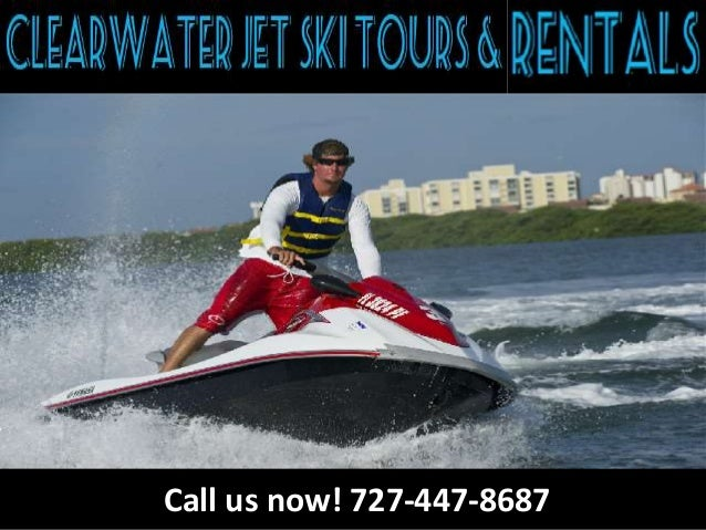 Clearwater jet ski tours and rentals