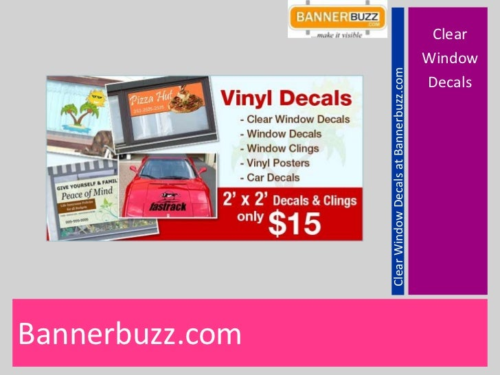 Bannerbuzz.com                 Clear Window Decals at Bannerbuzz.com                                                  Clea...