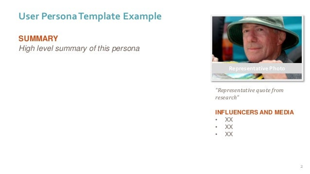 clearworks persona templates. Black Bedroom Furniture Sets. Home Design Ideas