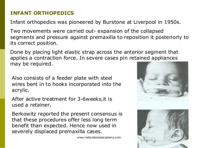 Cleft Lip And Palate Certified Fixed Orthodontic Courses