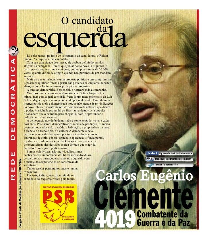 Carlos Eugênio Clemente 4019