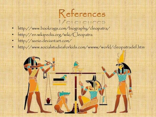 Cleopatra Kids Book